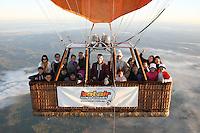 20150706 July 06 Hot Air Balloon Gold Coast