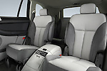 Rear seats of a 2008 Chrysler Pacifica