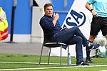 Hamburgs Trainer Dieter Hecking beim Spiel Hamburger SV gegen den  SV Sandhausen in Hamburg / 280620<br /><br />*** Football - nph00001,  2. Bundesliga: Hamburg SV vs SV Sandhausen, Hamburg, Germany - 28 Jun 2020 ***<br /><br />Only for editorial use. (DFL/DFB REGULATIONS PROHIBIT ANY USE OF PHOTOGRAPHS as IMAGE SEQUENCES and/or QUASI-VIDEO)<br />FOTO: Ibrahim Ot/action press/POOL/nordphoto *** Local Caption *** [4::31065067]