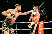 30th September 2017, Echo Arena, Liverpool, England; Matchroom Boxing, Eliminator for WBA Bantamweight World Championship; Undercard Super-Welterweight contest<br />
