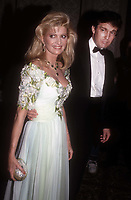 Donald & Ivana Trump 1990<br /> Photo By John Barrett/PHOTOlink.net
