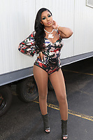 NEW YORK, NY - JUNE 2, 2019 Yung Miami backstage at Summer Jam at Met Life Stadium, June 2, 2019 in East Rutherford, NJ. <br /> CAP/MPIWG<br /> ©WG/MPI/Capital Pictures
