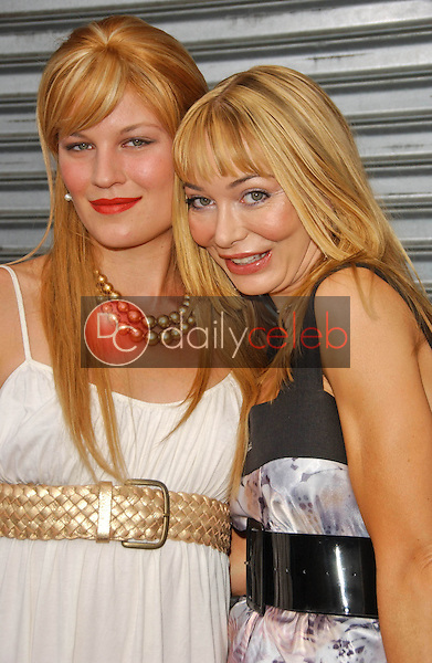 Julia Sandberg Hansson and Lorielle New<br />