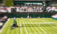 Ambience<br /> <br /> Tennis - The Championships Wimbledon  - Grand Slam -  All England Lawn Tennis Club  2013 -  Wimbledon - London - United Kingdom - Wednesday 26th June  2013. <br /> &copy; AMN Images, 8 Cedar Court, Somerset Road, London, SW19 5HU<br /> Tel - +44 7843383012<br /> mfrey@advantagemedianet.com<br /> www.amnimages.photoshelter.com<br /> www.advantagemedianet.com<br /> www.tennishead.net