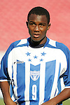 13 March 2008: Jefferson Bernardez (HON) (9). The Honduras U-23 Men's National Team defeated the Cuba U-23 Men's National Team 2-0 at Raymond James Stadium in Tampa, FL in a Group A game during the 2008 CONCACAF's Men's Olympic Qualifying Tournament.