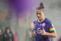 Orlando, FL - Saturday June 03, 2017: Ali Krieger during a regular season National Women's Soccer League (NWSL) match between the Orlando Pride and the Boston Breakers at Orlando City Stadium.