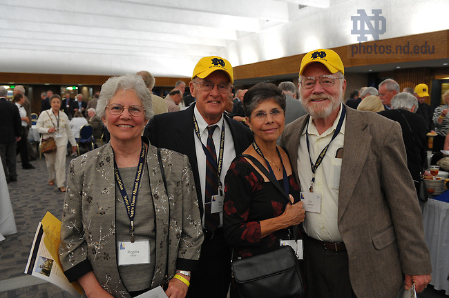 Class of '59 at Reunion 2009...Photo by Matt Cashore/University of Notre Dame