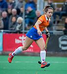 HUIZEN - Hockey - Sterre Bregman (Bldaal)     .Hoofdklasse hockey competitie, Huizen-Bloemendaal (2-1) . COPYRIGHT KOEN SUYK