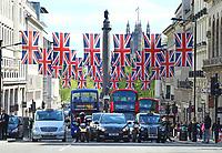 MAY 4 London prepares for the Royal Wedding