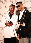DJ Jazzy Jeff & The Fresh Prince 1989 Will Smith at American Music Awards.