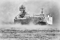 """Ghostly Frozen Ship""<br />