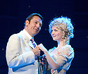 The Music Man. Book, Lyrics and Music by Meredith Wilson ,directed by Rachel Kavanaugh. With Brian Conley as Professor Harold Hill ,Scarlett Strallen as Marion Paroo.Opens at The Chichester Festival Theatre on 3/7/08. CREDIT Geraint Lewis