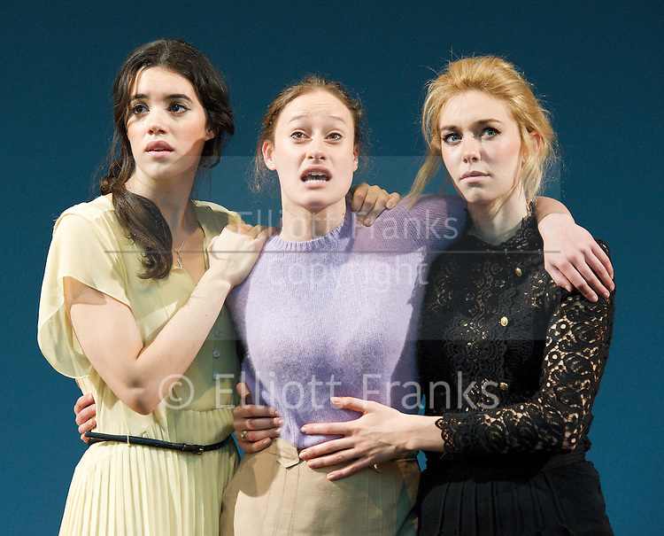 Three Sisters <br />