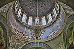 Inside The Dome, St. Sophia's Church, Ha'erbin.