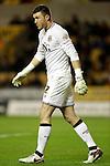 Bristol City goalkeeper Richard O'Donnell - Football - Wolverhampton Wanderers vs Bristol City - Molineux Wolverhampton - Sky Bet Championship - 8th March 2016 - Season 2015/2016 - Picture Malcolm Couzens/Sportimage
