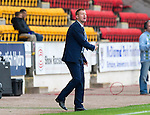 St Johnstone v Eskisehirspor...26.07.12  Europa League Qualifyer.Steve Lomas.Picture by Graeme Hart..Copyright Perthshire Picture Agency.Tel: 01738 623350  Mobile: 07990 594431