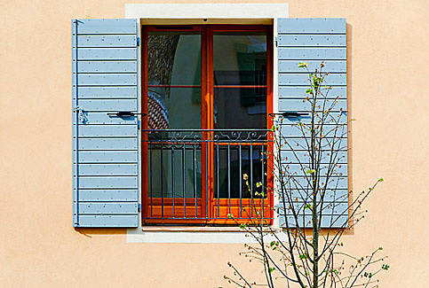Village of Bargemon, Provence - France
