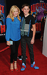 HOLLYWOOD, CA - OCTOBER 29: Peyton List and Spencer List arrive at the Los Angeles premiere of 'Wreck-It Ralph' at the El Capitan Theatre on October 29, 2012 in Hollywood, California.