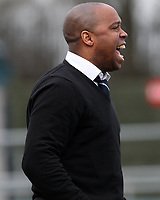 Leyton manager Troy Townsend during Redbridge vs Leyton, Ryman League Division One North Football at Oakside Stadium on 28th February 2009