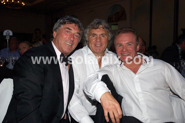 **ALL ROUND PICTURES FROM SOLARPIX.COM**.**WORLDWIDE SYNDICATION RIGHTS**.Guests attend the Rhys Daniels Trust Butterfly Ball charity event in Marbella, Spain. 7th June 2008..This pic: Bill Murray, Stan Boardman and Bobby Davro..JOB REF: 6597 JGS        DATE: 07_06_2008.**MUST CREDIT SOLARPIX.COM OR DOUBLE FEE WILL BE CHARGED* *UNDER NO CIRCUMSTANCES IS THIS IMAGE TO BE REPRODUCED FOR ANY ONLINE EDITION WITHOUT PRIOR PERMISSION*