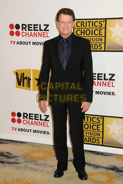 John Noble.1st Annual Critics' Choice Television Awards held at The Beverly Hills Hotel, Beverly Hills, California, USA, .20th June 2011..full length blue black suit navy shirt tie suit .CAP/ADM/BP.©Byron Purvis/AdMedia/Capital Pictures.