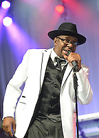 MIAMI, FL - MAY 05: Bobby Brown of New Edition performs at the Bank United Center in support of their tour 'Road To the 30th' on May 5, 2012 in Miami, Florida.  (photo by: MPI10/MediaPunch Inc.)
