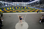 2019 Summit League Indoor Track Day 2