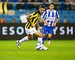 Nederland, Arnhem, 6 oktober 2012.Eredivisie.Seizoen 2012-2013.Vitesse-SC Heerenveen.Theo Janssen van Vitesse