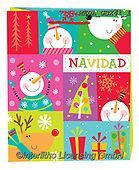 Dreams, CHRISTMAS ANIMALS, WEIHNACHTEN TIERE, NAVIDAD ANIMALES, paintings+++++,MEDAGBX41/1,#XA# ,sticker,stickers