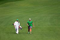 Haley Moore (USA) during the final  round at the Augusta National Womans Amateur 2019, Augusta National, Augusta, Georgia, USA. 06/04/2019.<br /> Picture Fran Caffrey / Golffile.ie<br /> <br /> All photo usage must carry mandatory copyright credit (&copy; Golffile | Fran Caffrey)