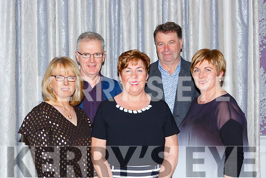Bernie and Jimmy Coppinger, Joan O'Leary, Sean and Bridget Clarke at the Dr Crokes GAA social in the Dromhall Hotel on Friday night
