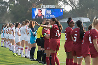 Stanford Soccer W vs Wisconsin, November 18, 2018