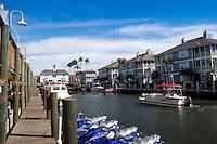 Watersports, shopping, dining at the Boatyard Shops, Sarasota, Florida. Photo by Debi Pittman Wilkey