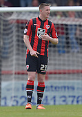 07/05/2016 Sky Bet League Two Morecambe v York City<br /> Chris Doyle
