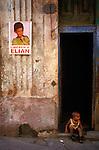 Memories of Elian Gonzalez. Scenes of Cuba.