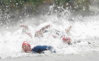 09 JUN 2007 - TREDEGAR, UK - Stuart Hayes - National Elite Mens  Triathlon Championships and Corus Elite Triathlon Series Rd 2. (PHOTO (C) NIGEL FARROW)