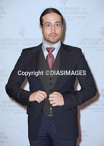 "SEAN LENNON (son of John Lennon).attends fund raiser dinner for the Foundation of the Duke and Duches of Cambridge and Prince Harry at the Four Season Restaurant, New York_14/05/2103.Prince Harry is on a week long USA visit the includes Washington, Denver, Colorado Springs, New Jersey, New York and Conneticut..Mandatory credit photo:©DIASIMAGES...NO UK USE UNTIL 13/5/2013..(Failure to credit will incur a surcharge of 100% of reproduction fees)..**ALL FEES PAYABLE TO: ""NEWSPIX  INTERNATIONAL""**..Newspix International, 31 Chinnery Hill, Bishop's Stortford, ENGLAND CM23 3PS.Tel:+441279 324672.Fax: +441279656877.Mobile:  07775681153.e-mail: info@newspixinternational.co.uk"