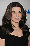 "LOS ANGELES, CA. - March 15: Julianna Margulies arrives at the Los Angeles premiere of ""City Island"" held at Westside Pavillion Cinemas on March 15, 2010 in Los Angeles, California."
