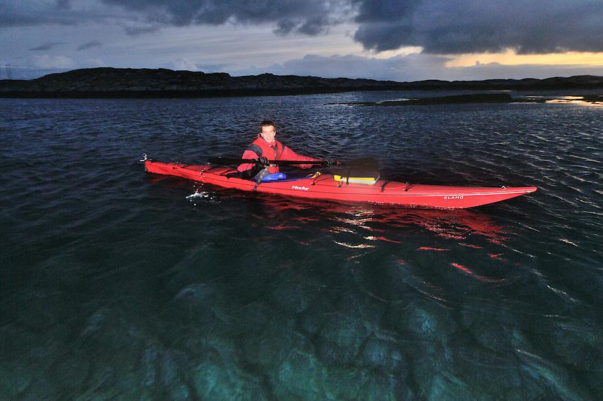 Kayaking, kajakk