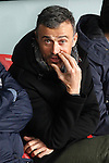 FC Barcelona's coach Luis Enrique Martinez during Spanish Kings Cup match. January 05,2017. (ALTERPHOTOS/Acero)