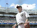 Masahiro Tanaka (Yankees), JULY 23, 2015 - MLB : New York Yankees starting pitcher Masahiro Tanaka walks in the second inning during a baseball game against the Baltimore Orioles at Yankee Stadium in New York, United States. (Photo by AFLO)