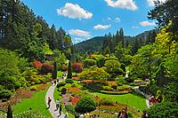 Butchart Gardens, Victoria, British Columbia, Canada<br />Victoria<br />British Columbia<br />Canada