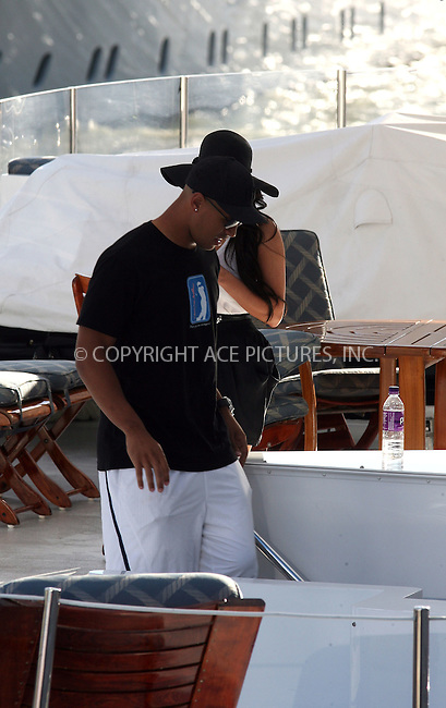 WWW.ACEPIXS.COM . . . . .  ....July 1 2010, New York City....Kim Kardashian and her new boyfriend Dallas Cowboys football star Miles Austin enjoy the evening sunshine together on a boat on the Hudson River on July 1 2010 in New York City....Please byline: RIVERA/VAUGHAN- ACEPIXS.COM.... *** ***..Ace Pictures, Inc:  ..Tel: 646 769 0430..e-mail: info@acepixs.com..web: http://www.acepixs.com