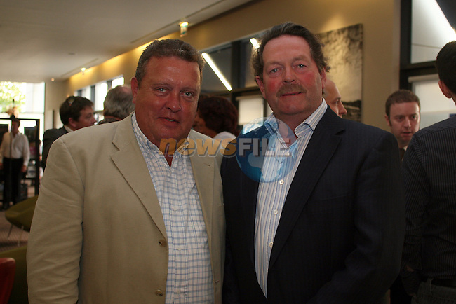 Martin McGowan, Scholars Townhouse and Ciaran Flynn at the Drogheda Chamber of Commerce Summer Event in the D Hotel...Photo NEWSFILE/Jenny Matthews.(Photo credit should read Jenny Matthews/NEWSFILE)....This Picture has been sent you under the condtions enclosed by:.Newsfile Ltd..The Studio,.Millmount Abbey,.Drogheda,.Co Meath..Ireland..Tel: +353(0)41-9871240.Fax: +353(0)41-9871260.GSM: +353(0)86-2500958.email: pictures@newsfile.ie.www.newsfile.ie.FTP: 193.120.102.198.