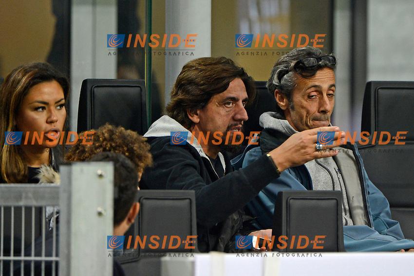 Valerio Staffelli<br /> Milano 4-10-2015 Stadio Giuseppe Meazza - Football Calcio Serie A Milan - Napoli. Foto Giuseppe Celeste / Insidefoto