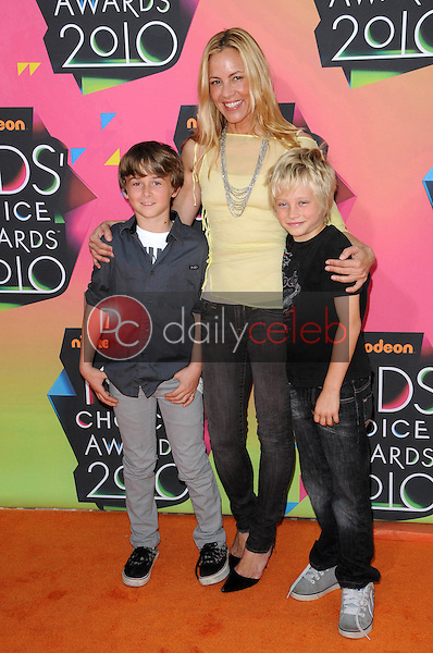 Maria Bello<br /> at the Nickelodeon's 23rd Annual Kids' Choice Awards, UCLA's Pauley Pavilion, Westwood, CA 03-27-10<br /> David Edwards/DailyCeleb.com 818-249-4998