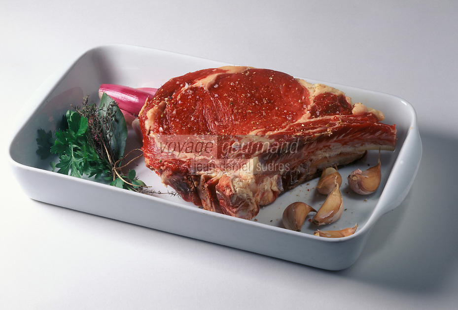 Cuisine/Gastronomie Generale: Côte de Boeuf