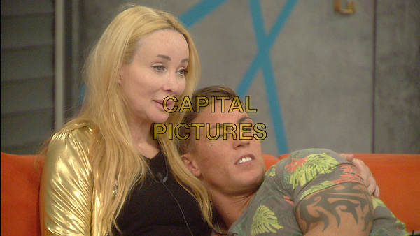 Eileen and Marc.<br /> Big Brother Summer 2015 - Day 20<br /> *Editorial Use Only*<br /> CAP/NFS<br /> Image supplied by Capital Pictures
