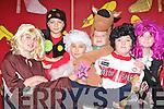 Castleisland Boys NS pupils who performed in the pantomime Cinderella in the Ivyleaf Theatre on Monday l-r: Kevin Keane, Dane Hewitt, Kacper Podraza, Peter Burke, Darren O'Donovan and Ewan Meyler.