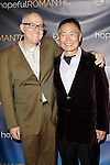 LOS ANGELES - NOV 9: Brad Takei, George Takei  at the special screening of Matt Zarley's 'hopefulROMANTIC' at the American Film Institute on November 9, 2014 in Los Angeles, California
